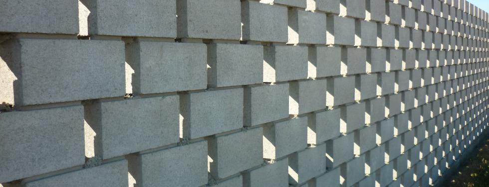 Cer mica calabr paredes - Ladrillos de hormigon ...